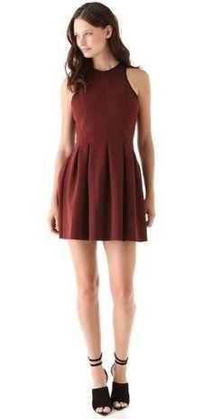 T by Alexander Wang #dress