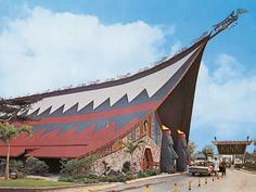 The Bizarre Rise and Fall of the Tiki Bar   In the 1950s and 60s, an epidemic of island fever swept the United States and led to the construction of tiki bars from  Redondo Beach, California to Lower Merion, Pennsylvania.   Credit: Taschen   From Wired.com
