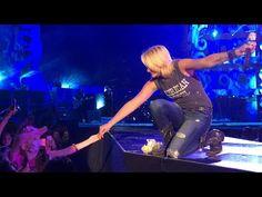 Miranda Lambert - Over You (Miranda Brought To Tears by Brooke Hester) Corpus Christi, Tx. 9/13/14 - YouTube
