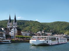 """""""Why People Are Choosing River Cruises Over Traditional Ocean Liners"""" from @Pinterest for Business Insider"""
