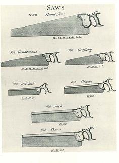 James Cam saws, Basic Tool Kit, Basic Tools, Woodworking Chisels, Popular Woodworking, Woodworking Bench, Antique Tools, Vintage Tools, Saw Sharpening, Router Plane