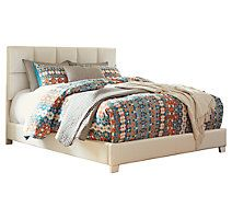 Contemporary Upholstered Beds Queen Upholstered Bed