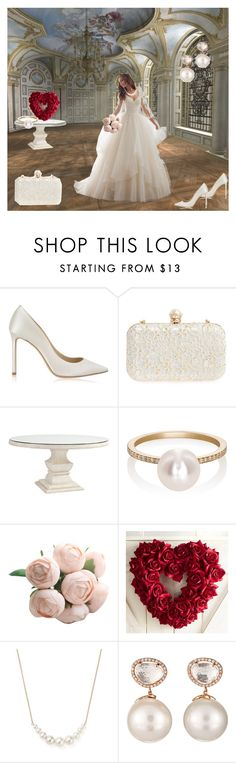 """#113"" by stylistmissbarbar on Polyvore featuring мода, Jimmy Choo, Tasha, Ballard Designs, Sophie Bille Brahe, Pier 1 Imports, Bloomingdale's и Samira 13"