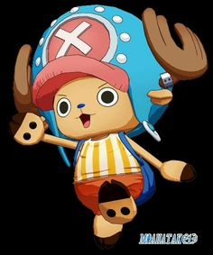 Chopper One Piece Fanart Deviantart Render/png