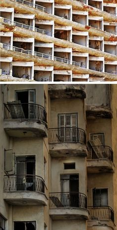 The abandoned Varosha quarter of Famagusta, once the luxury playground of millionaires and celebrities, has been abandoned deserted since the 1974 Turkish invasion of Cyprus