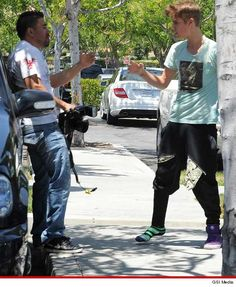 Justin Bieber Almost Beat Someone Up Yesterday