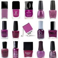 of the Year 2014 Radiant Orchid Radiant Orchid - Pantone Color of the Year - Color trends, color palettes , Pantone TCX.Radiant Orchid - Pantone Color of the Year - Color trends, color palettes , Pantone TCX. Nail Trends, Color Trends, Opi, Orchid Nails, Long Lasting Perfume, Orchid Color, Little Bit, Best Perfume, Purple Reign