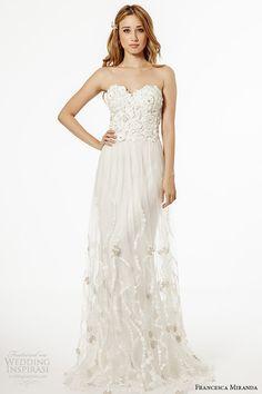 284cb8153d09 31 Best Francesca Miranda Wedding Dresses images