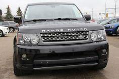 2011 LAND ROVER RANGE ROVER SPORT SUPERCHARDED SUV- DVD Edmonton Edmonton Area image 3