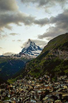 Traumurlaub in Zermatt - Wallis - Schweiz am Fusse des Matterhorn (c) pixabay