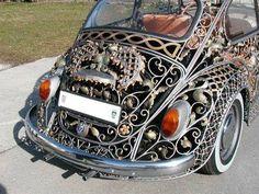 De grenzeloosheid van smeedwerk #VW #Siersmeedwerk