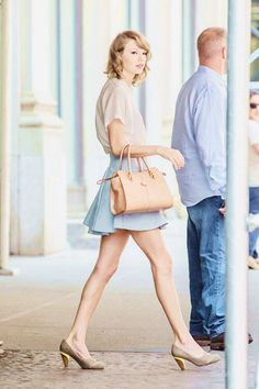 Taylor's shoe game is always so great