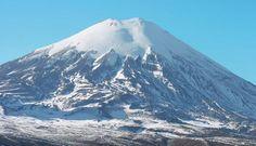 V° Parinacota  6342 mts. Altitude  CHILE
