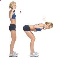 8 moves for abs, butt and love handles