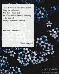 then I understood. Islamic Qoutes, Islamic Teachings, Muslim Quotes, Islamic Inspirational Quotes, Islamic Art, Imam Ali Quotes, Allah Quotes, Quran Quotes, Words Quotes