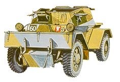 Armoured Cars Equipment Page