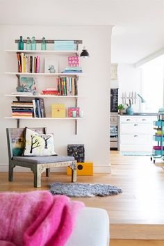 Une maison suédoise au charme ajouté