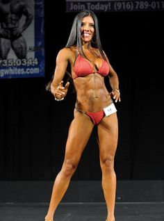 Maureen Doherty 2012 NPC California Govenor's Cup Bikini Over 35 B Class and Masters Overall Winner