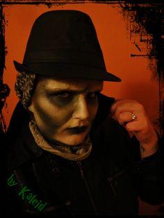 Badass make up + little SFX :)