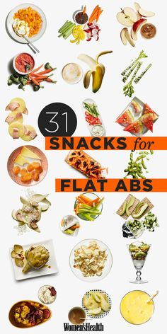 Snack on these to lose weight! Every one sounds delicious and easy! I need to go to the store..
