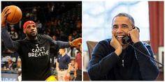 In a recent interview with People Magazine, President Obama expressed his support for athletes being socially conscio...
