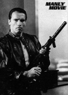 Arnold Schwarzenegger returns as Trench.