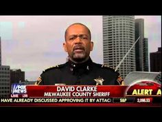 "Sheriff Clarke:  not buying one word of eric holder's ferguson report.   (I'm not either...and you watch, this has ALL been a front for the REAL agenda...which is full federal control of ALL ""police"" agencies. Stupidity-struck republicans are helping this administration take total control of the U.S.    . if we are even able to have a 2016 election will be a miracle...cuz i say obama isn't gonna let that happen, God i hope i'm wrong...but my gut says things will never be the same)"