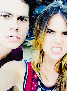 malia tate and stiles stilinski - Google Search