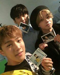 iKON / B.I / Bobby / Jinhwan / Yunhyeong / Donghyuk / Junhoe / Chanwoo Baekhyun, Exo, Bobby, Winner Ikon, Polaroid, Kim Jinhwan, Ikon Kpop, Ikon Debut, Fandom