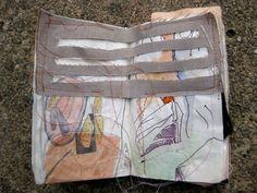ALISON JEAN WORMAN: The Brown Sketchbook