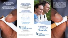 University of Mississippi Medical Center ACT Center for Tobacco Treatment, Education and Research - Program Brochure (May 2016)_Page_1