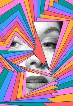 Work Copyright Tyler Spangler S - tylerspangler Bedroom Wall Collage, Photo Wall Collage, Collage Art, Eerie Photography, Trippy Designs, Trippy Pictures, Tyler Spangler, Pop Art Wallpaper, Photoshop