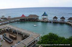Ocean Views - Sandals Grande Riviera Beach & Villa Golf Resort - #Ocho #Rios, #Jamaica #Sandals #Destination #Wedding #Travel #Ocean #Views
