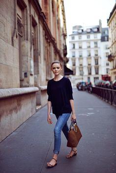 simple street style