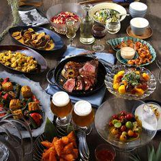 アトレ恵比寿西館8Fのシーフードレストラン「シロノニワ」に隣接するプラントハンター西畠清順氏監修の「アトレ空中花園」にて、9月30日(土)まで「Roof Top Beer Garden ヤドヴィガ」が開催中だ。