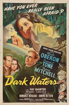 """Movie Poster of the Week: Jacques Tourneur's """"Wichita"""" and Andrew Sarris's Expressive Esoterica on Notebook 