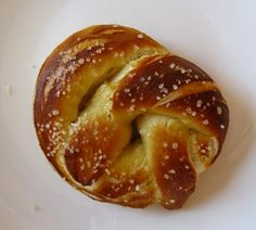 Best Homemade Soft Pretzels. Im watching three kids plus our resident niece tomorrow we need to do this!