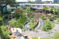Resultado de imagem para sensory garden for elders Landscape Design, Garden Design, Sensory Garden, Building A Pool, Garden Architecture, Garden Pictures, Built Environment, Garden Landscaping, Home And Garden