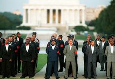 CultureHISTORY: The Million Man March - Anniversary Photos from EBONY magazine's anniversary tribute. Million Man March, Skunks, American Story, National Mall, Malcolm X, March 20th, The Millions, Households, Black History