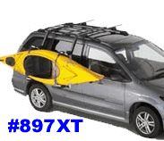 Thule 897XT Hullavator Kayak Lift Assist Car Rooftop Rack - should I ever decide to buy a kayak, this will be necessary for me to transport it.