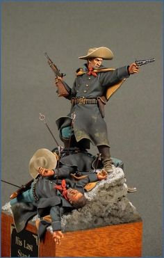 Last Stand by 54mm by Doug Cohen