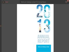Don't forget to look at brochures and annual reports for inspiration #walsworth
