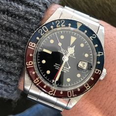 Vintage Rolex GMT-Master Quality watches form around the wold at fantastic prices