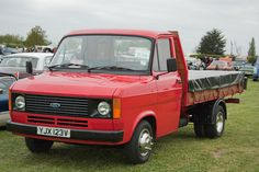 1980 Форд Транзит 2.0 Самосвал Мк2 Car Ford, Ford Trucks, Ford Vehicles, Mk 1, Ford Falcon, Ford Transit, Commercial Vehicle, Ford Motor Company, Camper Van