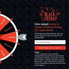 Sjekk www.slikkepott.no for nytt LYKKEHJUL! Få rabatt ved å spinne hjulet Black Friday, Movies, Movie Posters, Instagram, Film Poster, Films, Popcorn Posters, Film Posters, Movie Quotes