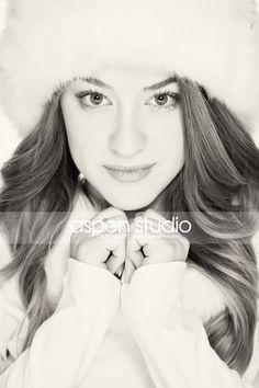 Gorgeous Black & White Portrait #photography #portrait