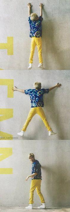 160531 #Taemin × MOSCHINO mini  #Shinee