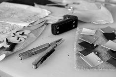 #studio #toolkit #leather #iutta