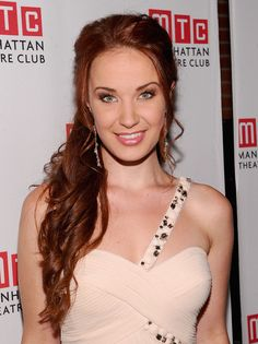 """Sierra Boggess Photo - """"Master Class"""" Broadway Opening Night - After Party"""