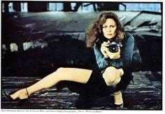 Faye Dunaway in Eyes of Laura Mars